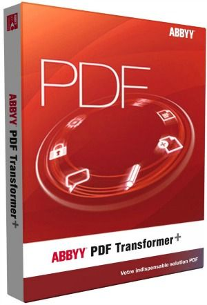 ABBYY PDF Transformer+  Full AT40-1S1B01-102