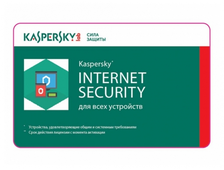 Kaspersky Internet Security Multi-Device Russian Edition. 2-Device 1 year Renewal Card KL1941ROBFR
