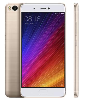 Смартфон Mi 5S 3/64 gb gold