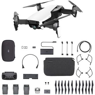 DJI Mavic Air Fly More Combo White