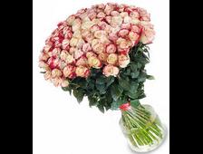 Букет из длинных роз Свитнесс