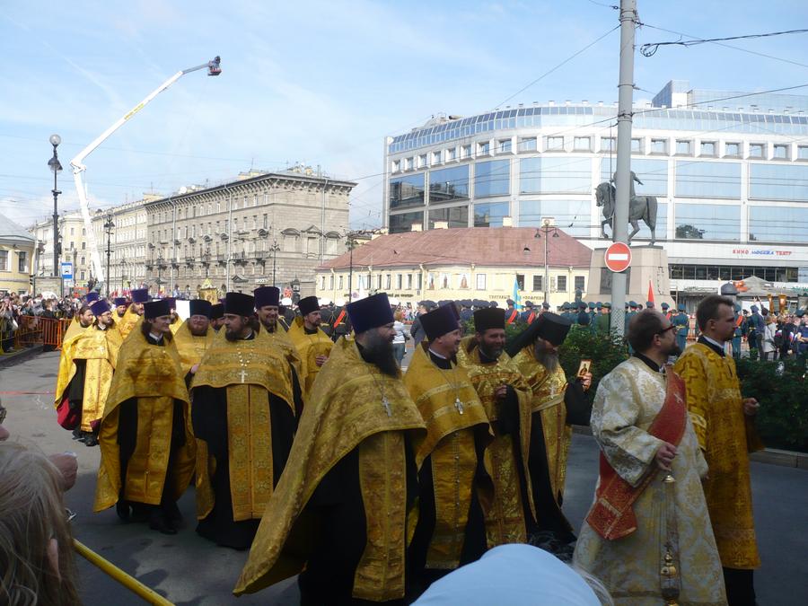 крестный ход 12 сентября