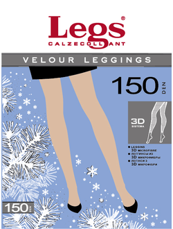 Velour Leggings 150