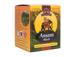 Чай черный  (Black Assam) Indian Bazar, 200 гр
