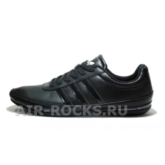 Adidas Porsche Design S3 Black Leather (Euro 41-45) Adi-001