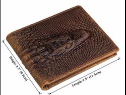 Мужское портмоне Alligator
