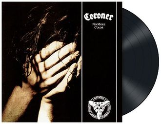 CORONER No more color LP