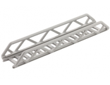 Ladder 16 x 3.5 with Side Supports, Light Bluish Gray (11299 / 6018586)