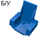 ! Б/У - Technic Seat 3 x 2 Base, Blue (2717) - Б/У