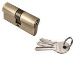 Ключевой цилиндр RUCETTI ключ/ключ (60 мм) R60C AB Цвет Антчная бронза