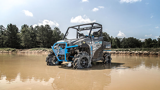 RANGER XP 1000 EPS High Lifter St.black