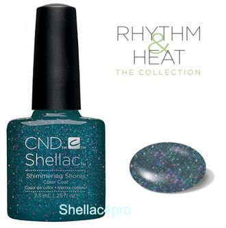 CND Shimmering Shores - Rhythm & Heat Collection 2017