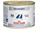 Royal Canin Recovery Роял Канин Рекавери консервы для собак и кошек в период анорексии, выздоровления, 0,195 кг