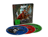EDGUY Monuments DIGIBOOK 2CD + DVD