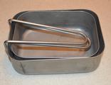 Голландский набор посуды, нержавейка, б\у