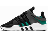 Adidas Equipment Support ADV Черный/Зелёный (40-44)