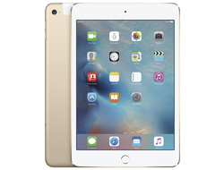 Apple iPad mini 4 128Gb Wi-Fi + Cellular Золотистый
