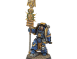 ULTRAMARINES LEGION HERALD (LIMITED MODEL)