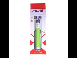Bluetooth монопод для селфи UNLIM un-3188i зеленый