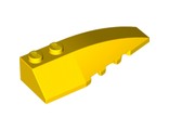 Wedge 6 x 2 Right, Yellow (41747 / 4160107 / 4248764 / 4271084)