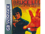 """Bruce Lee return of the legend"" Игра для GBA"