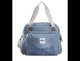 Универсальная сумка для мамы Beaba Changing Bag Geneva 2 Blue