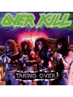 Overkill - Taking Over LP
