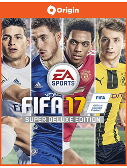 FIFA 17 - Super Deluxe Edition [ORIGIN] (PC)