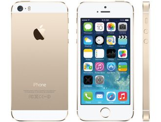 Купить iPhone 5S 64Gb Gold LTE в СПб