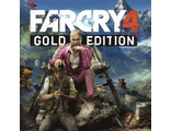Far Cry 4 Gold Edition (цифр версия PS4) RUS