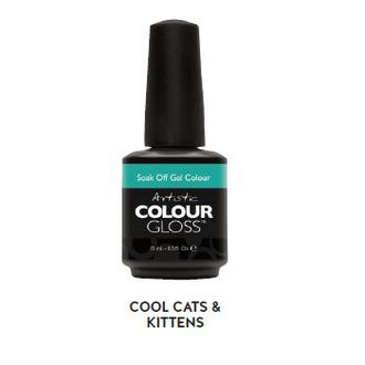 Artistic – Cool Cats & Kittens 2100020 Retro Redux Summer Collection 2016