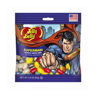 Jelly Belly Superman 80 грамм (США)