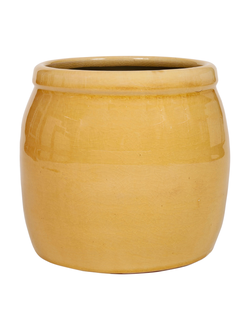 Горшок POT PITHOS CURRY D22.5XH21CM TERRA COTAарт.31772