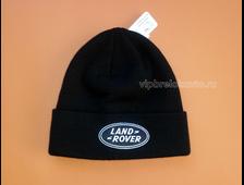 ШАПКА с логотипом авто LAND ROVER