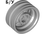 ! Б/У - Wheel 30mm D. x 14mm (for Tire 43.2 x 14), Light Bluish Gray (56904 / 4541318) - Б/У