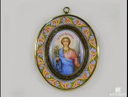 Икона Ангела-Хранителя. Заказать икону Ангела Хранителя.