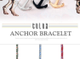 Браслет Anchor Bracelet Red