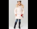 Steen Age пальто для девочки иск пух A16568 fr