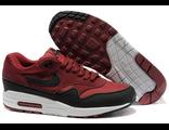 Nike Air Max 87 мужские бордово-черные (41-46)