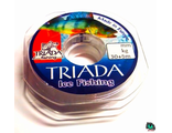 Леска Triada Ise Fishing 0.10mm Test 1.10kg 30+5m