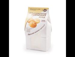 Цельносмолотая пшеничная мука (500р) - ОБРАЗ ЖИЗНИ