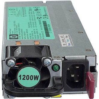 Блок питания HP 437572-B21 , 438202-001,  441830-001 ,HSTNS-PD11 , Power Supply 1200W    DL580G5 AC Power Supply