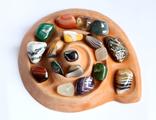 Подставки для коллекции камней