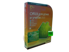 Microsoft Office 2010 Home and Student BOX на 3 ПК 79G-02142