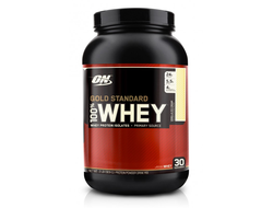 Optimum Nutrition 100% Whey Gold Standard, 908 грамм