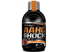 BioTech AAKG Shok extreme 500 мл