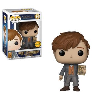 Фигурка Funko POP! Fantastic Beasts 2: Newt (Chase)