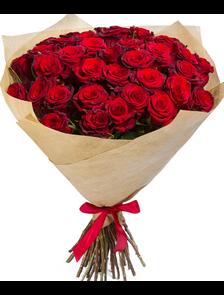 Букет 79 роз Классик