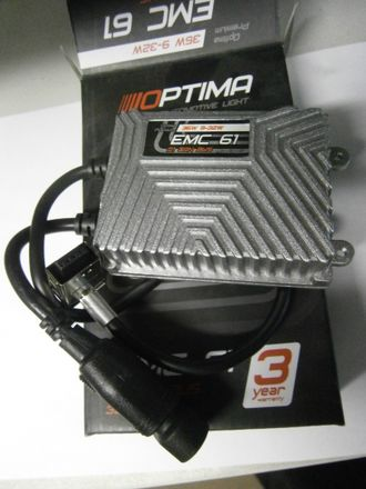 Optima EMC 61 D1 Can Bus 9-32V 35W