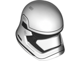 Large Figure Head Modified SW First Order Stormtrooper Pattern, White (24203pb02 / 6134754)